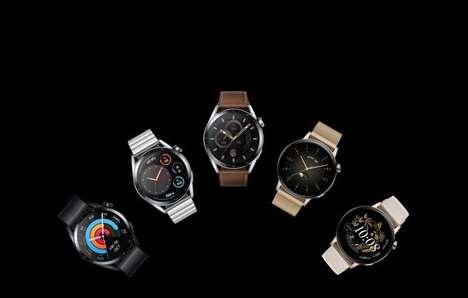 Advanced Customizable Smartwatches