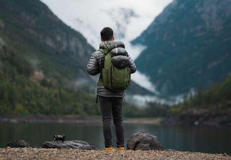 Ultra-Comfy Traveler Backpacks