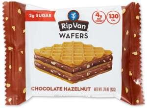 Keto-Friendly Wafer Snacks