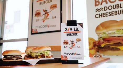 Throwback Burger Debuts
