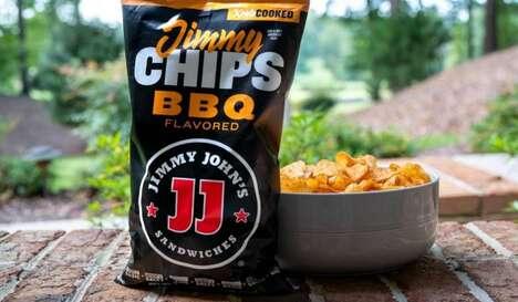 QSR Brand Potato Chips