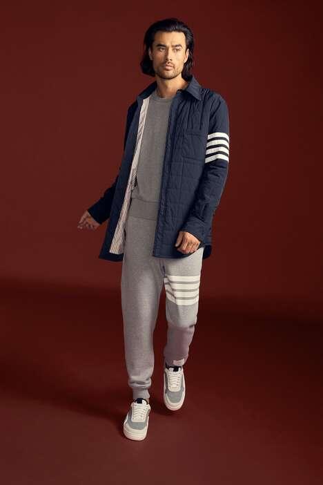 Luxe Warm Winter Menswear