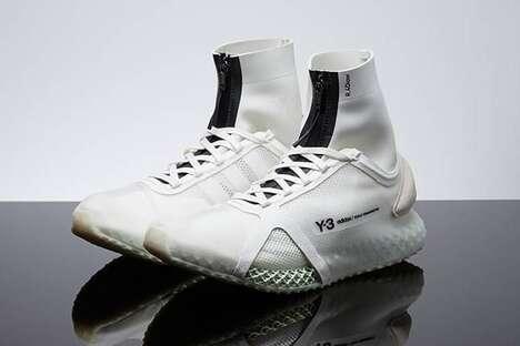 Three-Way Lifestyle Sporty Footwear