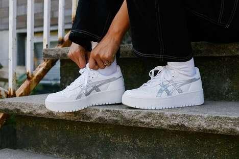 Sleek Women Footwear Campaigns