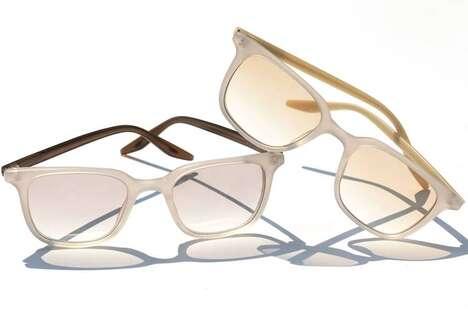 Matte Framed Collaborative Eyewear