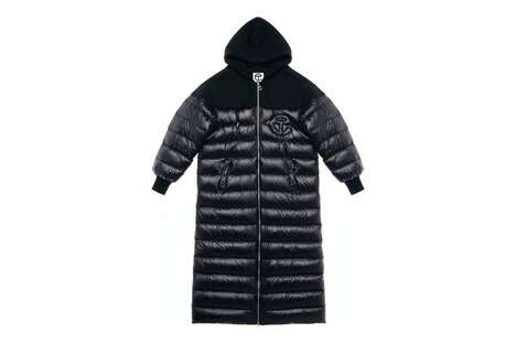 Puffer-Inspired Sustainable Fashion