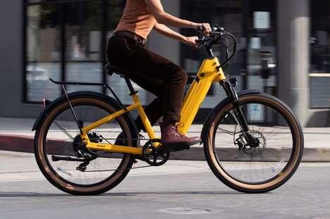 Long-Range Electric Bicycles