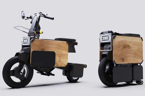 Office-Friendly Electric Bikes