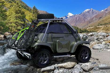 Compact Off-Roading Electric Vehicles