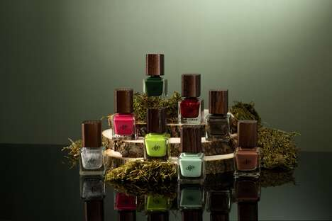 Ogre-Themed Nail Lacquers