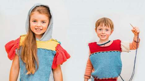 Kid-Friendly DIY Clothing Kits