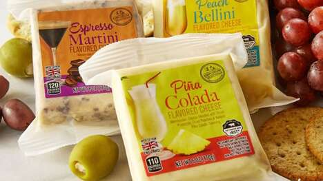 Cocktail-Inspired Cheeses