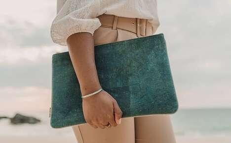 Hybrid Handbag Materials