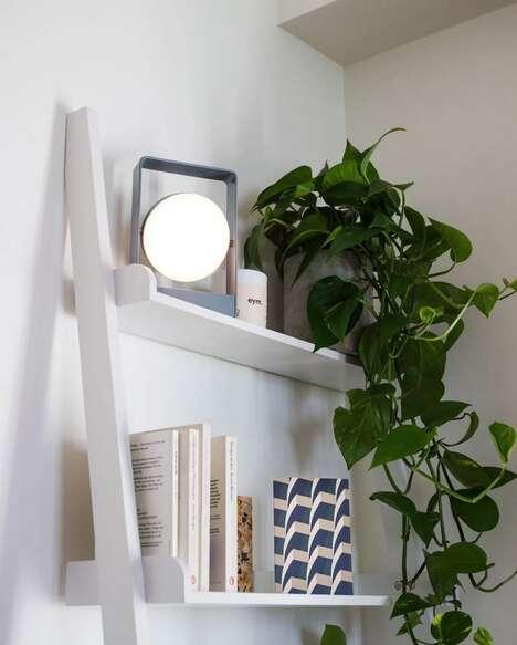 Geometric Portable Lamps