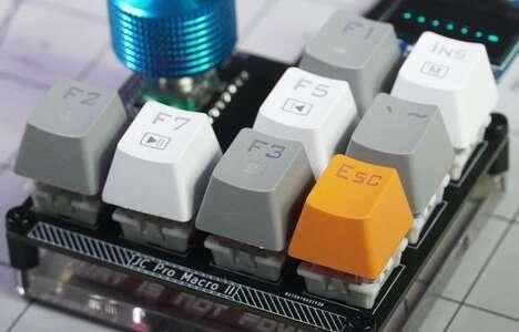 Mechanical Customization Keypads
