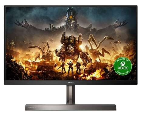 Console-Specific Gaming Monitors