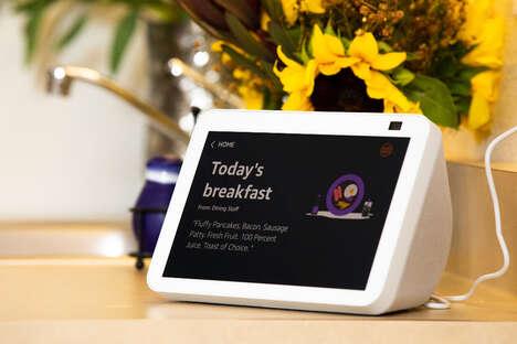 Senior-Targeted Smart Displays