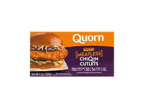 Chicken-Inspired Sandwich Cutlets