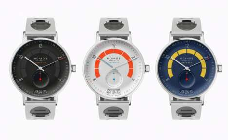 Limited-Edition Car-Themed Watches