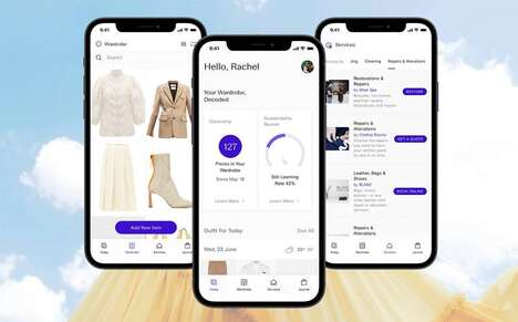 Eco Wardrobe Management Apps