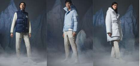 Arctic-Inspired Winter Outerwear