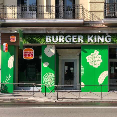 Vegetarian Fast Food Restaurants