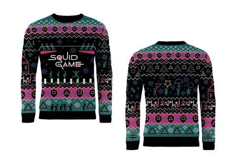 Korean Series Christmas Sweaters