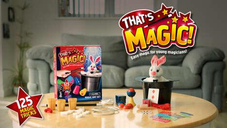 Kid-Friendly Magic Sets