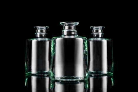 Carbon-Free Glass Bottles