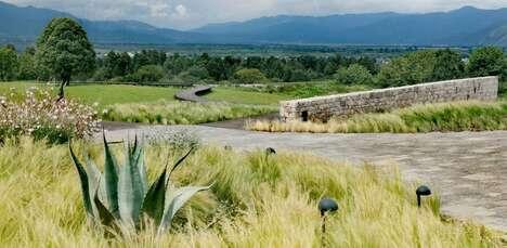 Landscaped Sanctuary Gardens