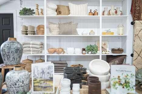 Vintage-Inspired Elegant Home Goods