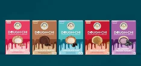 Frozen Cookie Dough Desserts