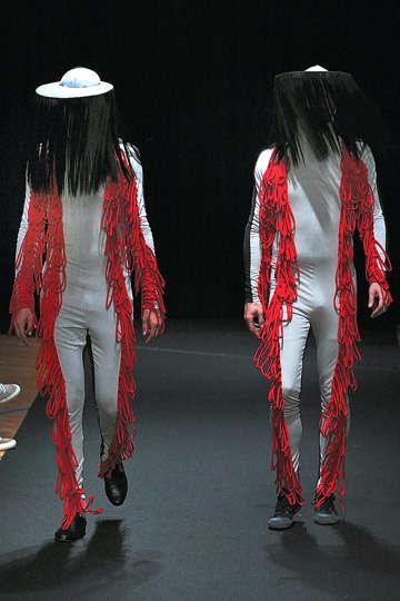 Creepy Circus Couture