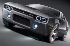 Macho Muscle Cars
