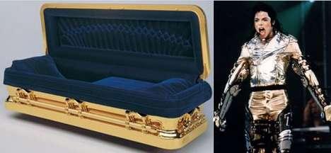 $25,000 Coffins