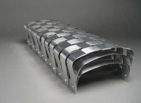 Woven Metal Furniture