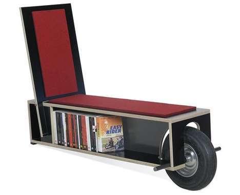 63 Unique Modern Bookshelves