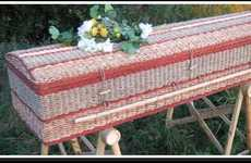 Biodegradable Caskets - Organic, Sustainable Bamboo & Banana Ecoffins