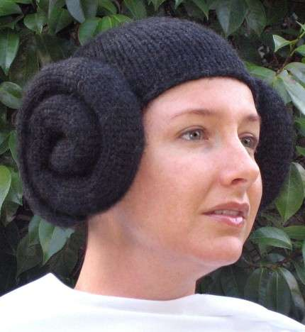 'Star Wars' Crocheted Wigs