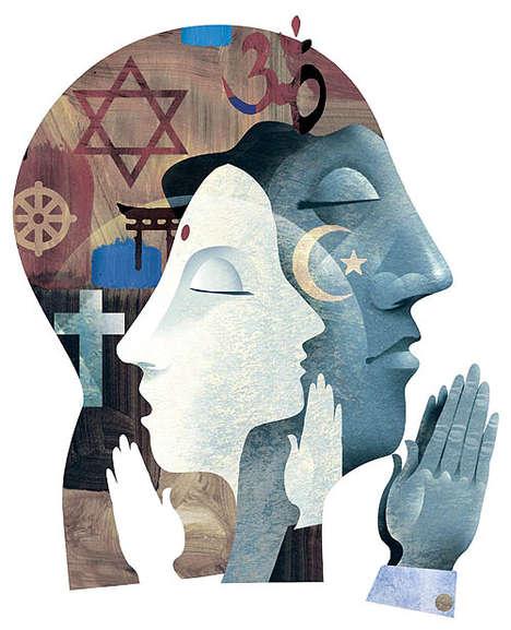 Religion Converting Games