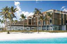 Tropical Beach Hutels - Mandarin Oriental Dellis Cay Hotel and Beach House Residences