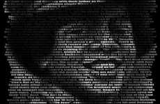 Text Tributes - Artist Memorializes Michael Jackson Through Wordy Art