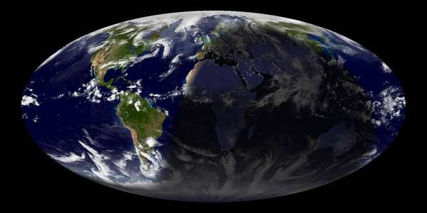 Daylight Maps: Google\'s World Sunlight Map Shows Where Its ...