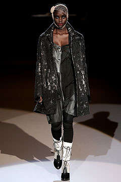 Homeless Chic - Runways & Trend Setters Channel Fashions of the Flat-Broke