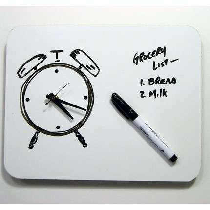DIY Drawing Clocks
