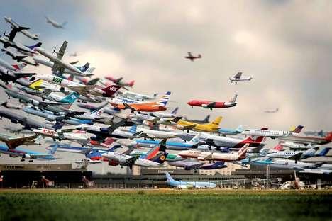 Air Traffic Art