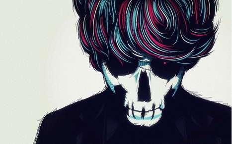 Skeletal Portraits