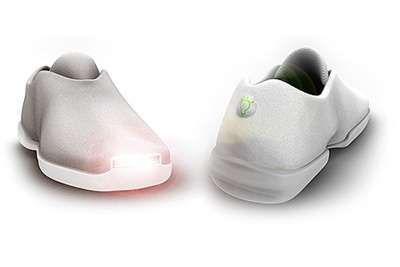 Kinetic Flashlight Kicks