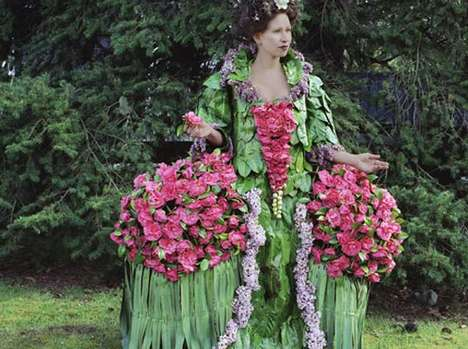 Extreme Foliage Couture