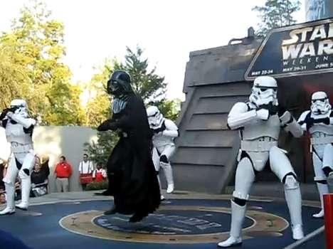 Star Wars Dance-Offs